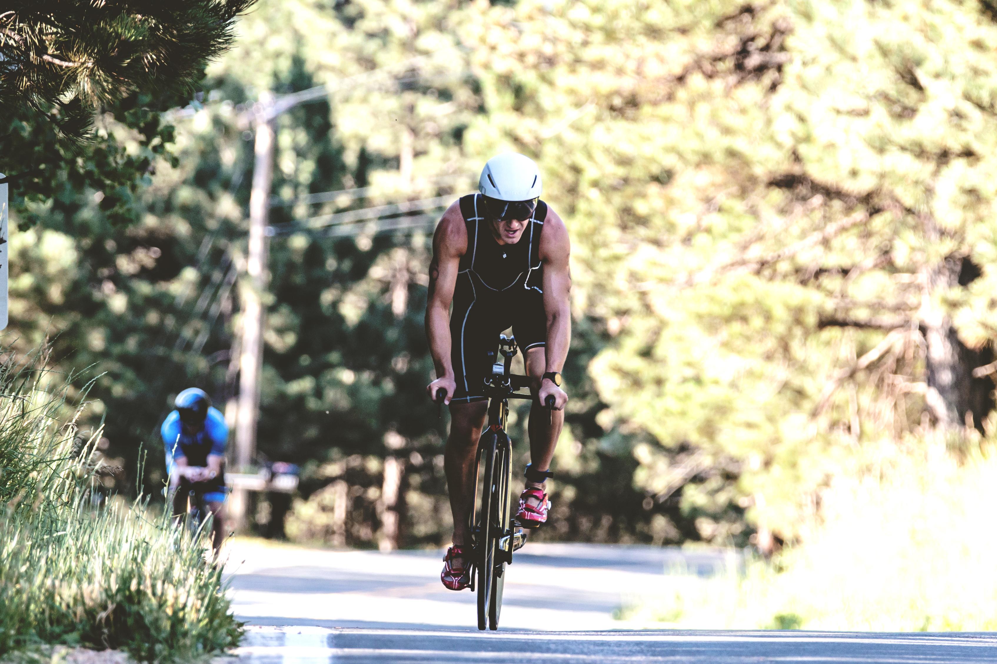 Racing in Boulder