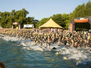 manic swim start