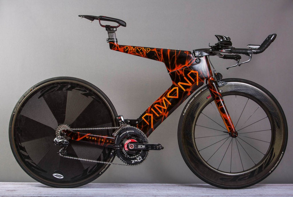 This was my IMAZ race setup, except for the tires and a rear bottle cage