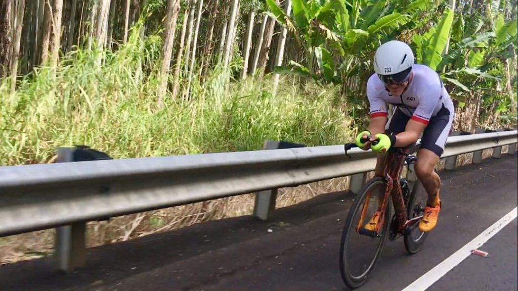 Mile 125 heading to Waimea