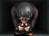 Aero testing Endura Encapsulator suit and Aeroswitch helmet